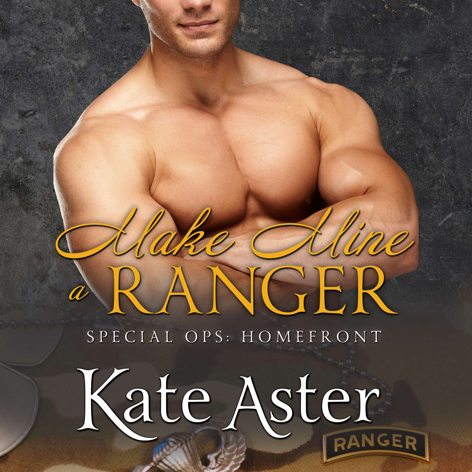 Make Mine A Ranger Audiobook, by Kate Aster