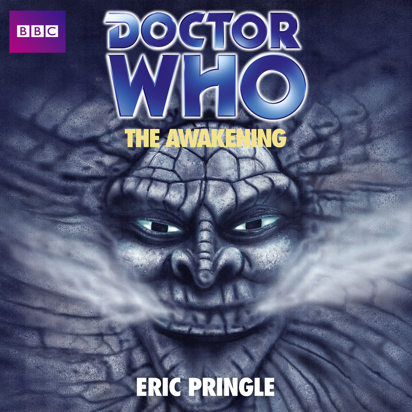 Printable Doctor Who: The Awakening Audiobook Cover Art