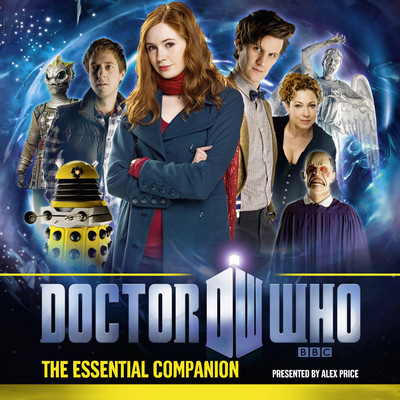 Doctor Who: The Essential Companion Audiobook, by Steve Tribe