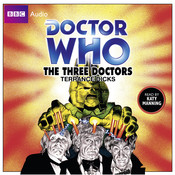 Doctor Who: The Three Doctors Audiobook, by Terrance Dicks