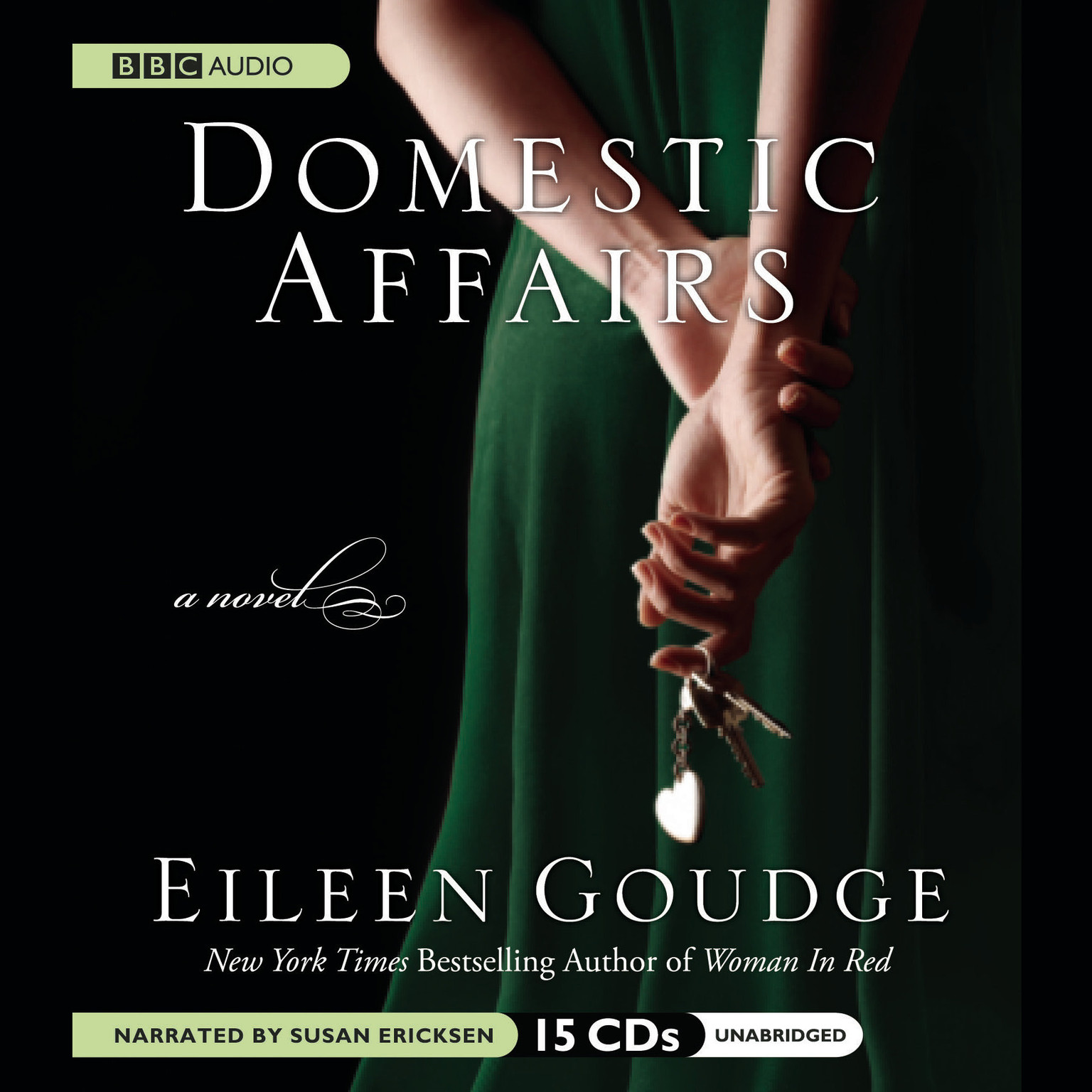 Printable Domestic Affairs Audiobook Cover Art