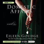 Domestic Affairs Audiobook, by Eileen Goudge