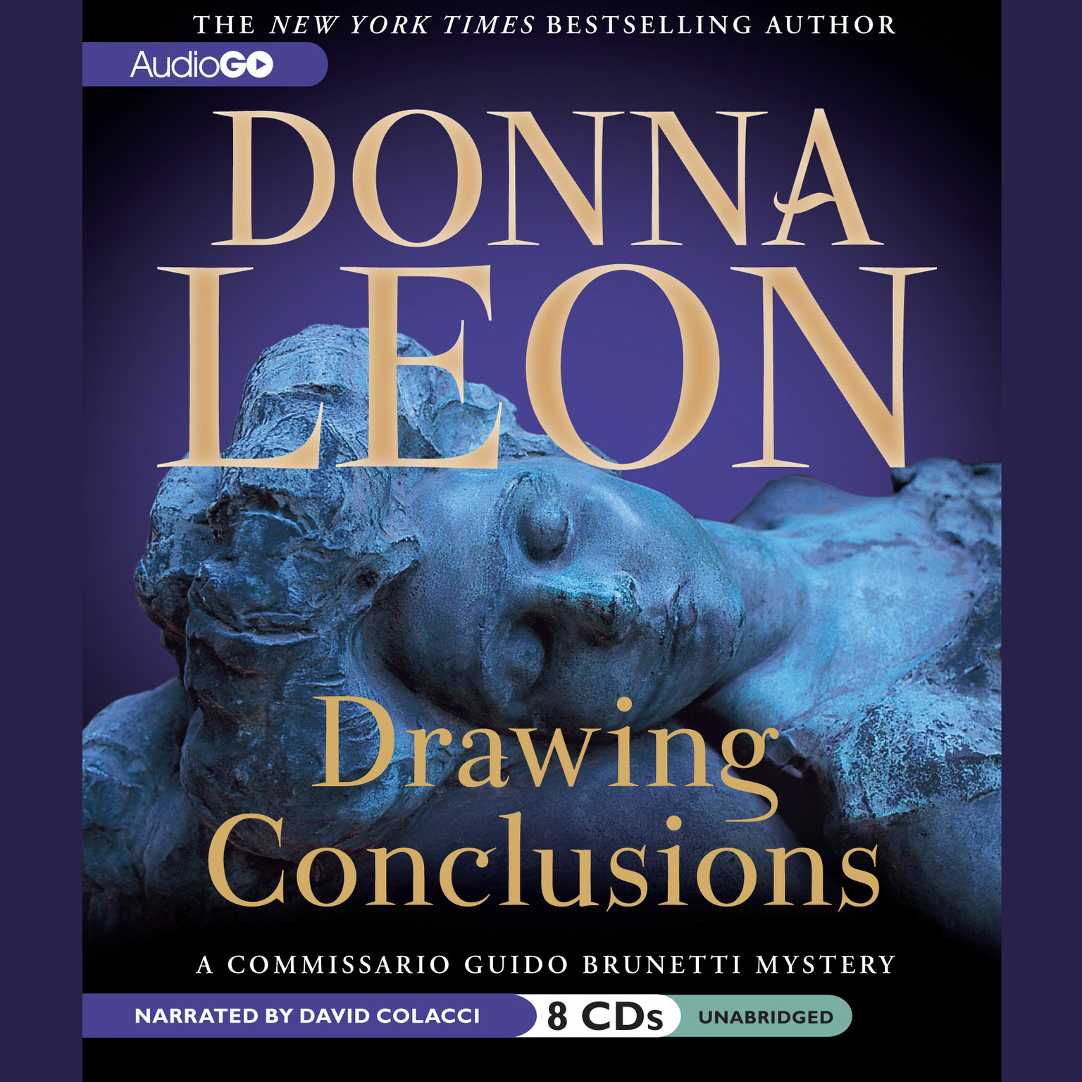 Printable Drawing Conclusions Audiobook Cover Art