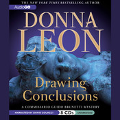 Drawing Conclusions Audiobook, by Donna Leon