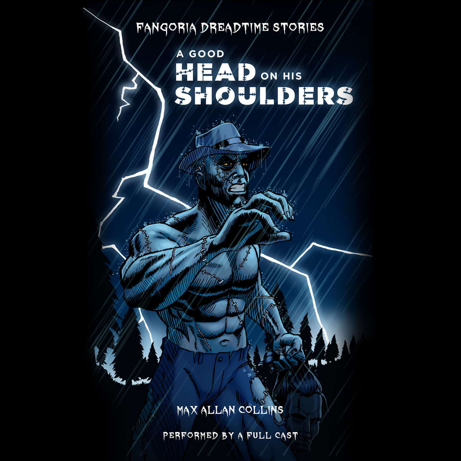 Printable A Good Head on His Shoulders Audiobook Cover Art