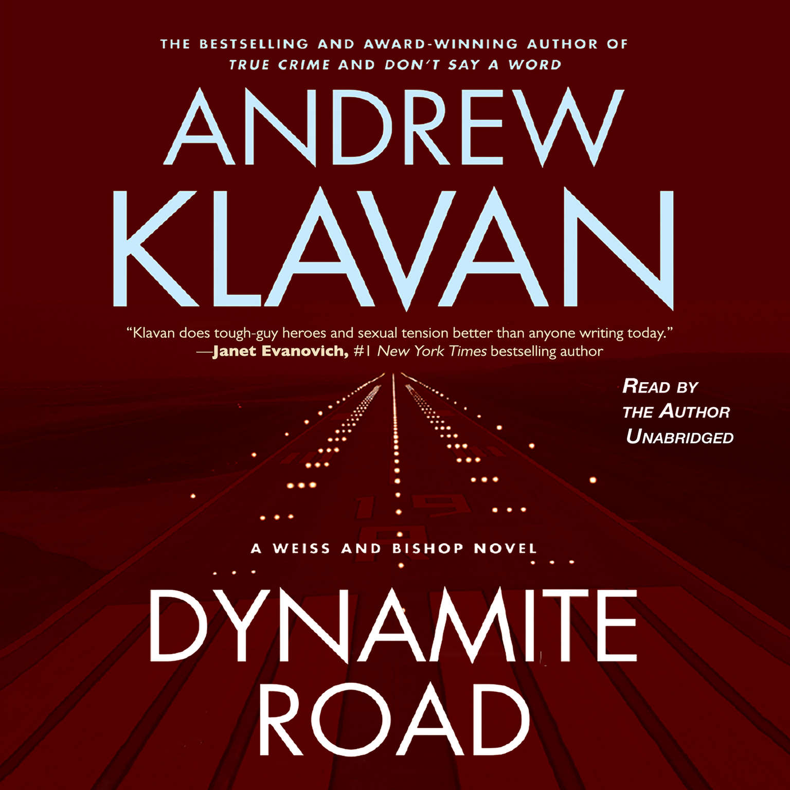 Printable Dynamite Road Audiobook Cover Art
