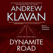 Dynamite Road Audiobook, by Andrew Klavan