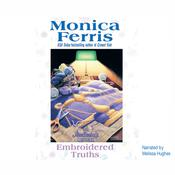 Embroidered Truths Audiobook, by Monica Ferris