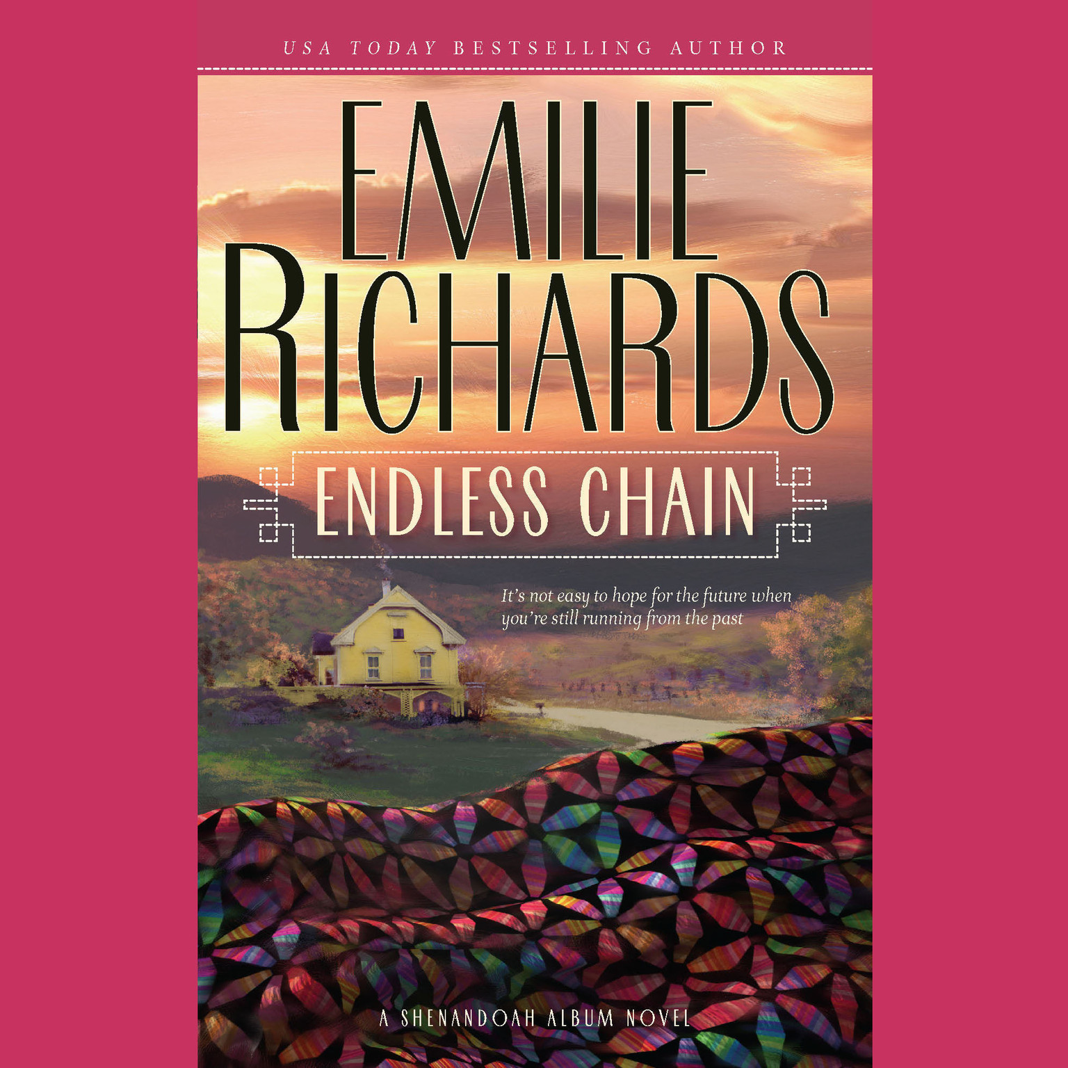 Printable Endless Chain Audiobook Cover Art