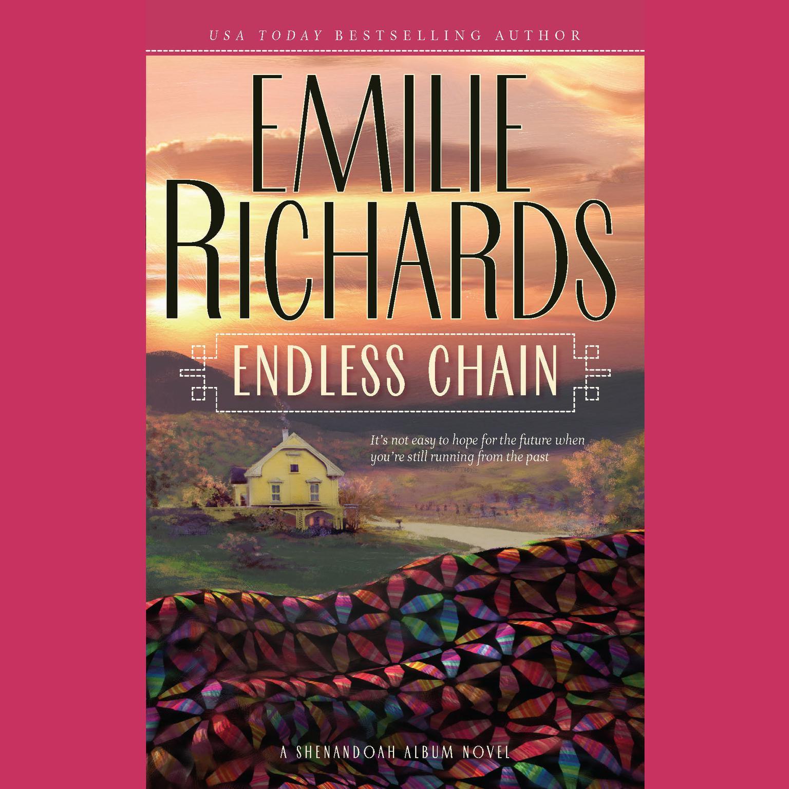 Printable Endless Chain Audiobook Cover Art