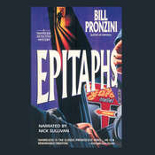 Epitaphs Audiobook, by Bill Pronzini