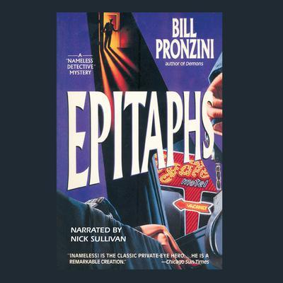 Epitaphs Audiobook, by Bill Pronzini