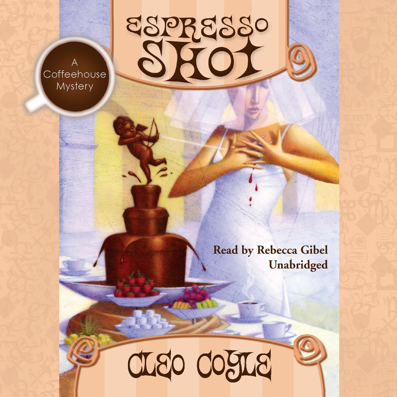 Printable Espresso Shot Audiobook Cover Art