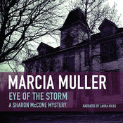 Eye of the Storm, by Marcia Muller