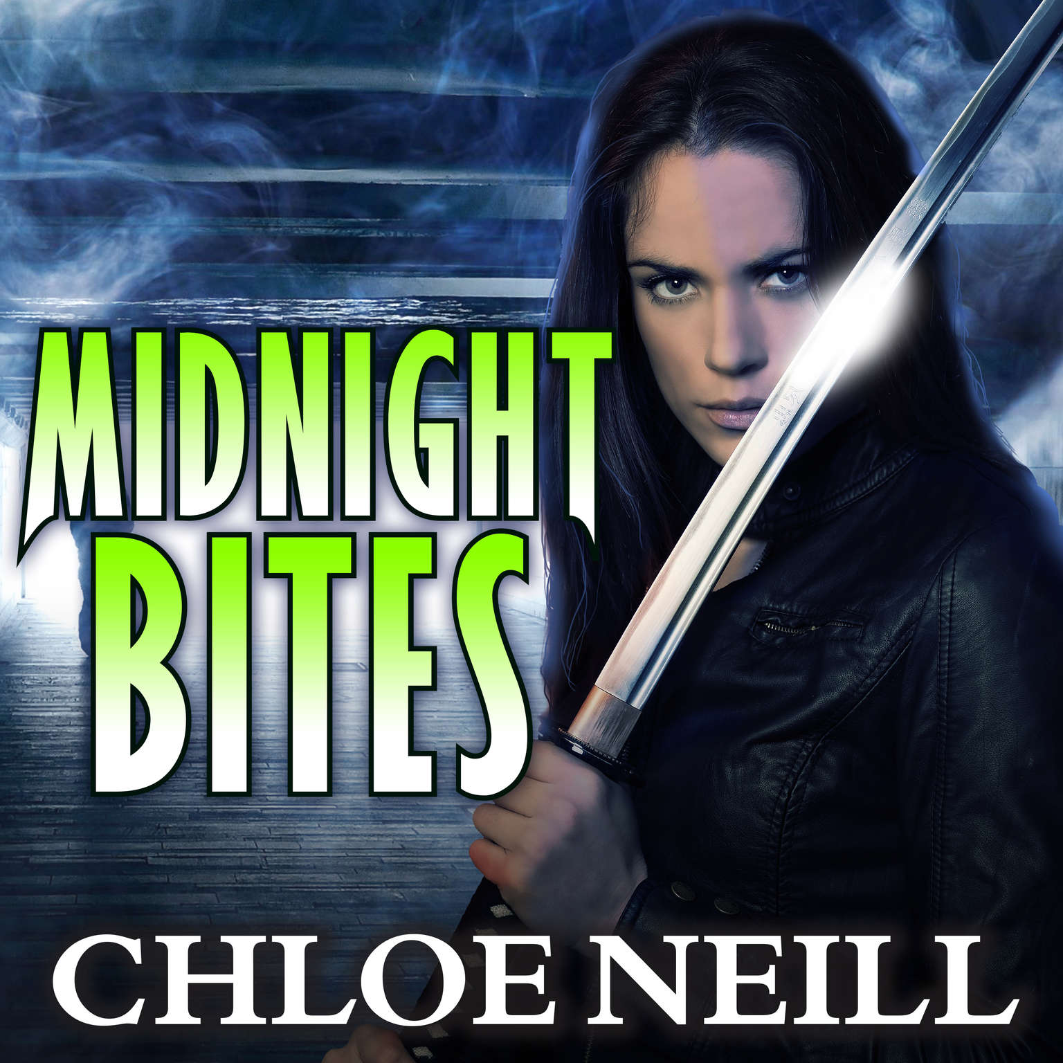 Midnight Bites: Howling for You and Lucky Break Audiobook, by Chloe Neill