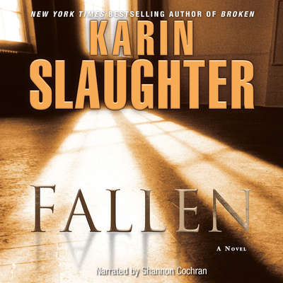 Fallen Audiobook, by Karin Slaughter
