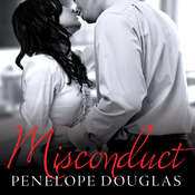Misconduct Audiobook, by Penelope Douglas