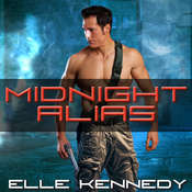 Midnight Alias Audiobook, by Elle Kennedy