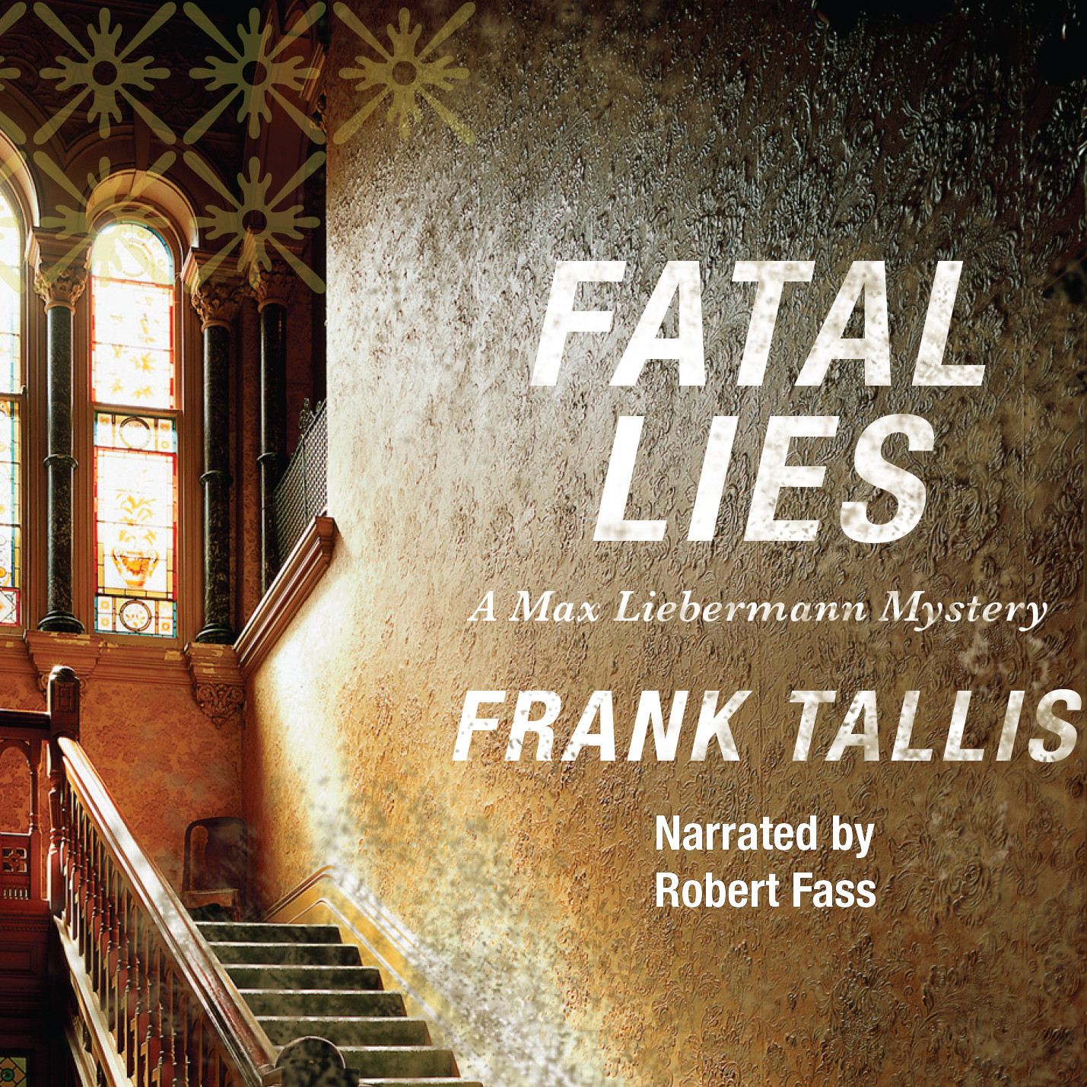 Printable Fatal Lies Audiobook Cover Art