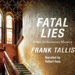 Fatal Lies Audiobook, by Frank Tallis