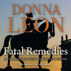 Fatal Remedies Audiobook, by Donna Leon