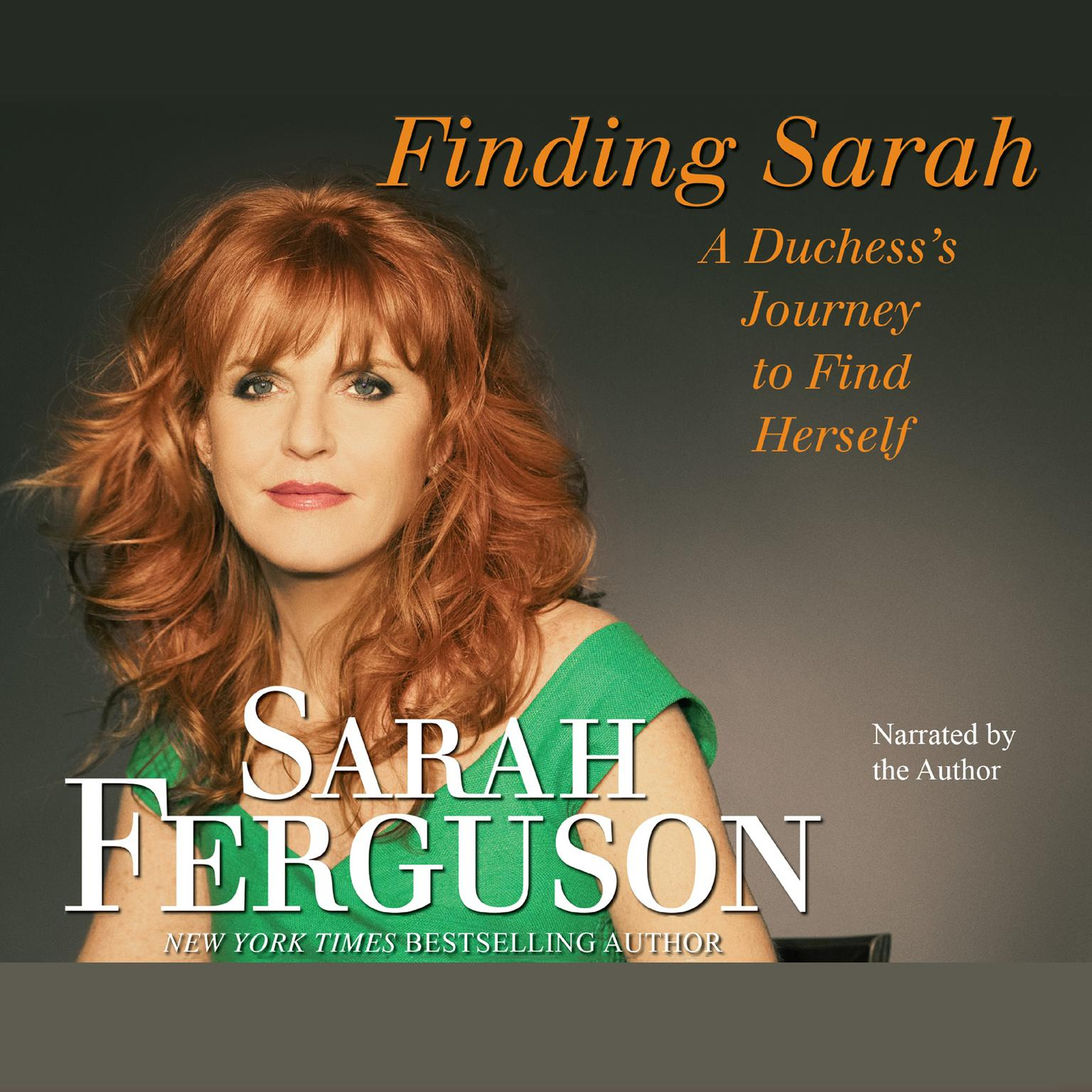 Printable Finding Sarah: A Duchess' Journey to Find Herself Audiobook Cover Art