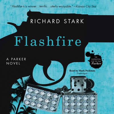 Flashfire: A Parker Novel Audiobook, by Donald E. Westlake