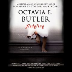 Fledgling Audiobook, by Octavia E. Butler