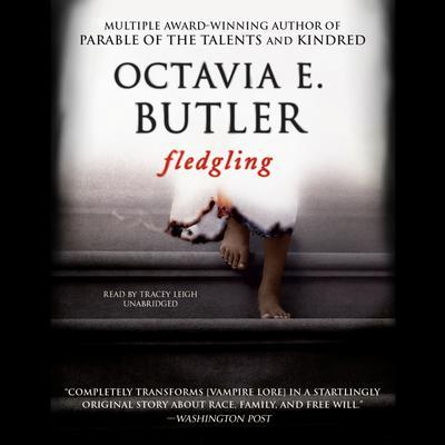 Fledgling Audiobook, by Octavia E. Butler