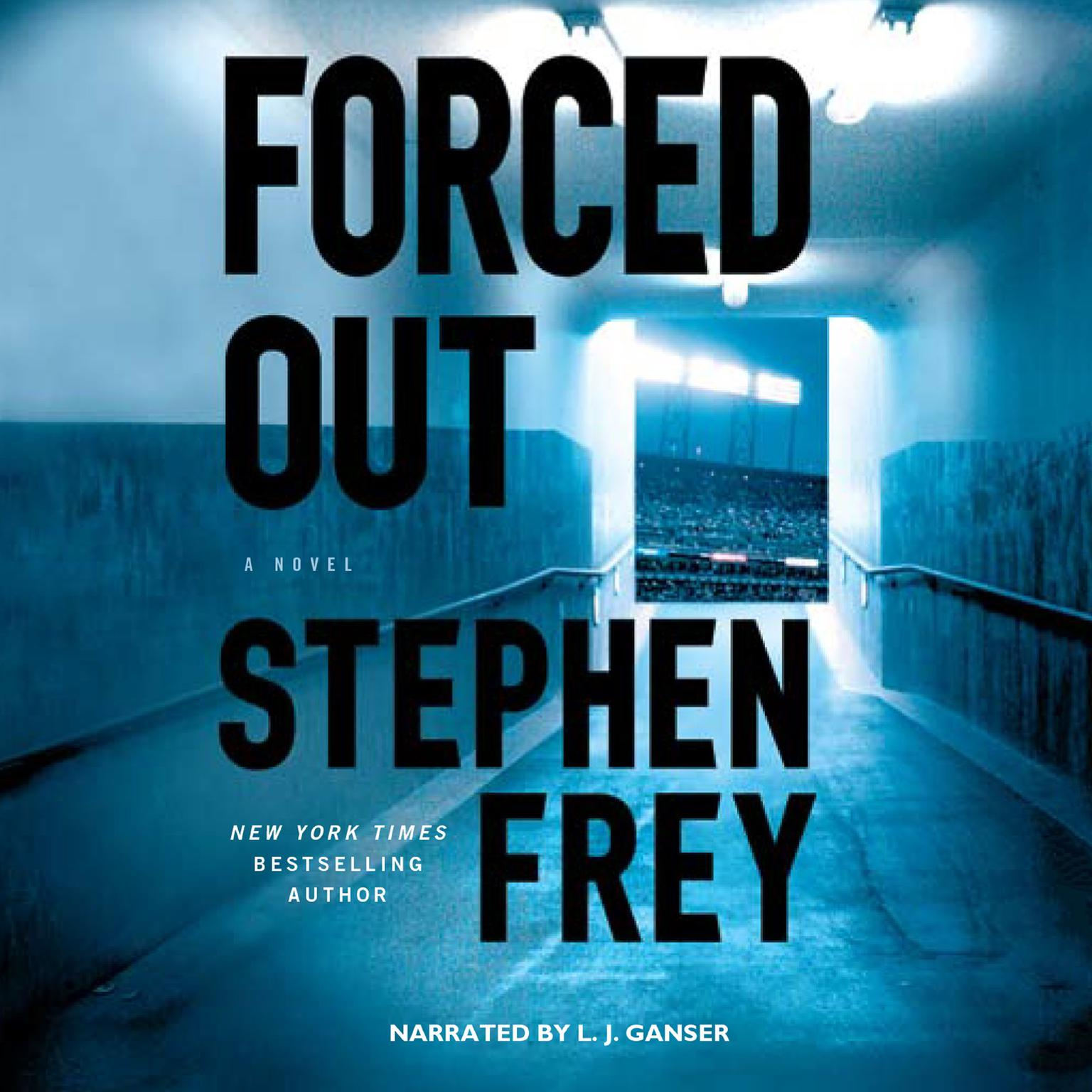 Printable Forced Out Audiobook Cover Art