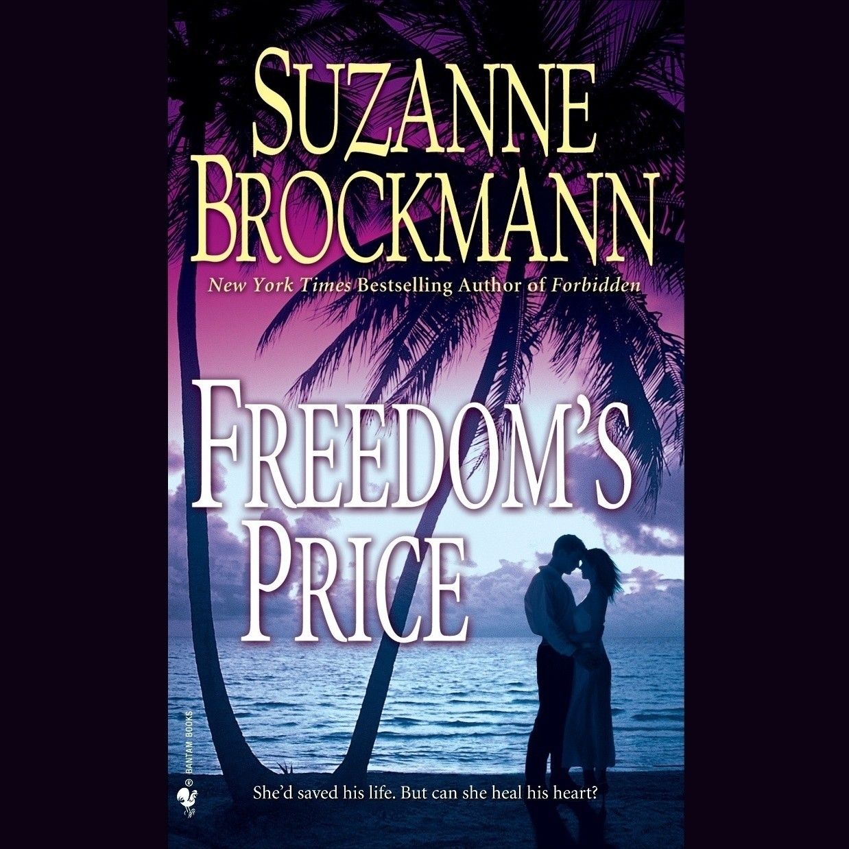Printable Freedom's Price Audiobook Cover Art
