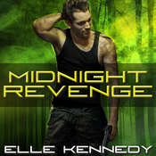 Midnight Revenge Audiobook, by Elle Kennedy