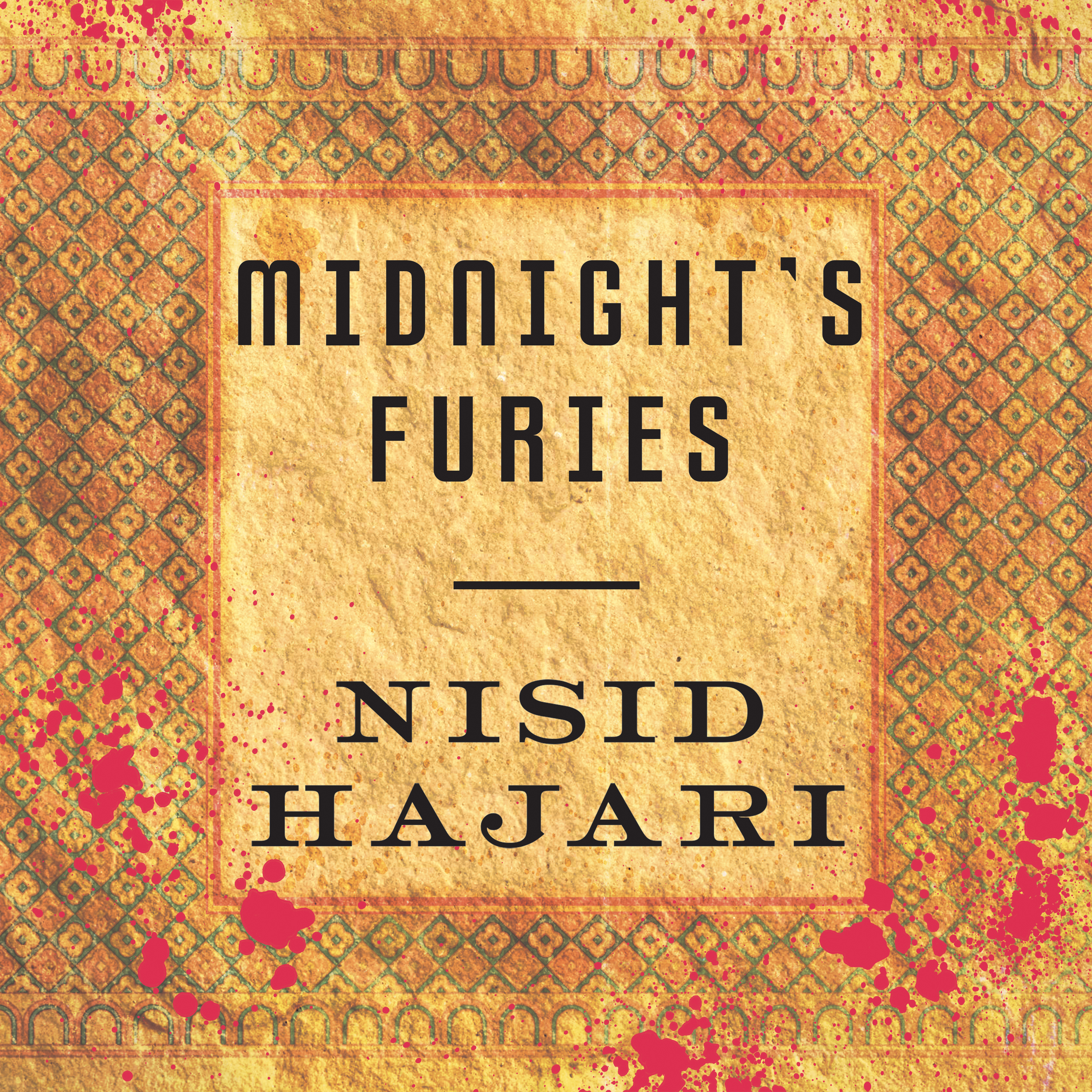 Printable Midnight's Furies: The Deadly Legacy of India's Partition Audiobook Cover Art