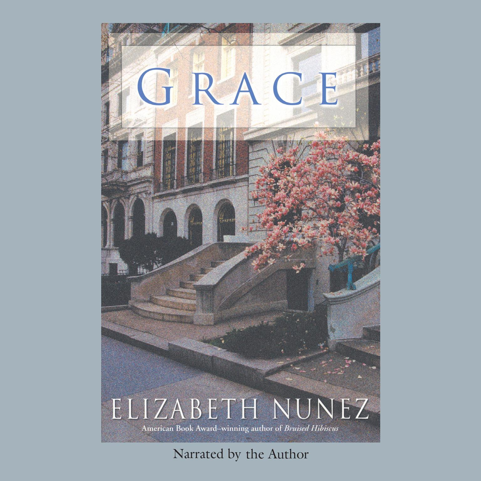 Printable Grace Audiobook Cover Art