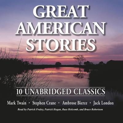 Great American Stories Audiobook, by Mark Twain