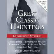 Great Classic Hauntings Audiobook, by various authors