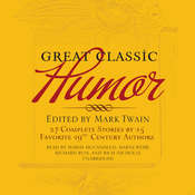 Great Classic Humor Audiobook, by various authors