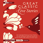 Great Classic Love Stories Audiobook, by various authors