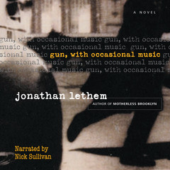 Gun, with Occasional Music Audiobook, by Jonathan Lethem