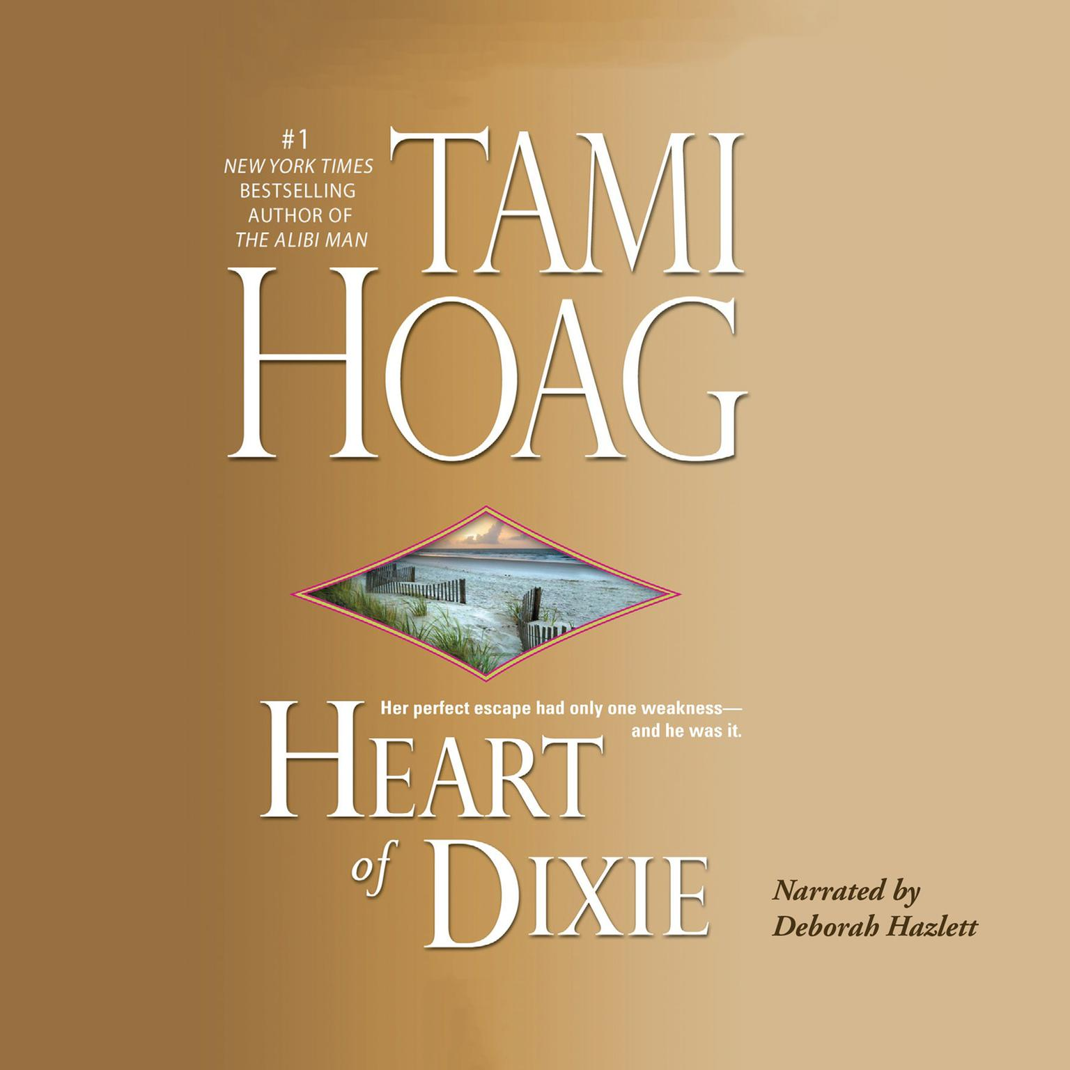 Printable Heart of Dixie Audiobook Cover Art