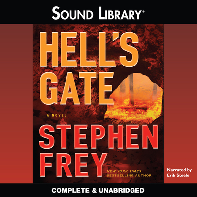 Hell's Gate: A Novel Audiobook, by Stephen Frey