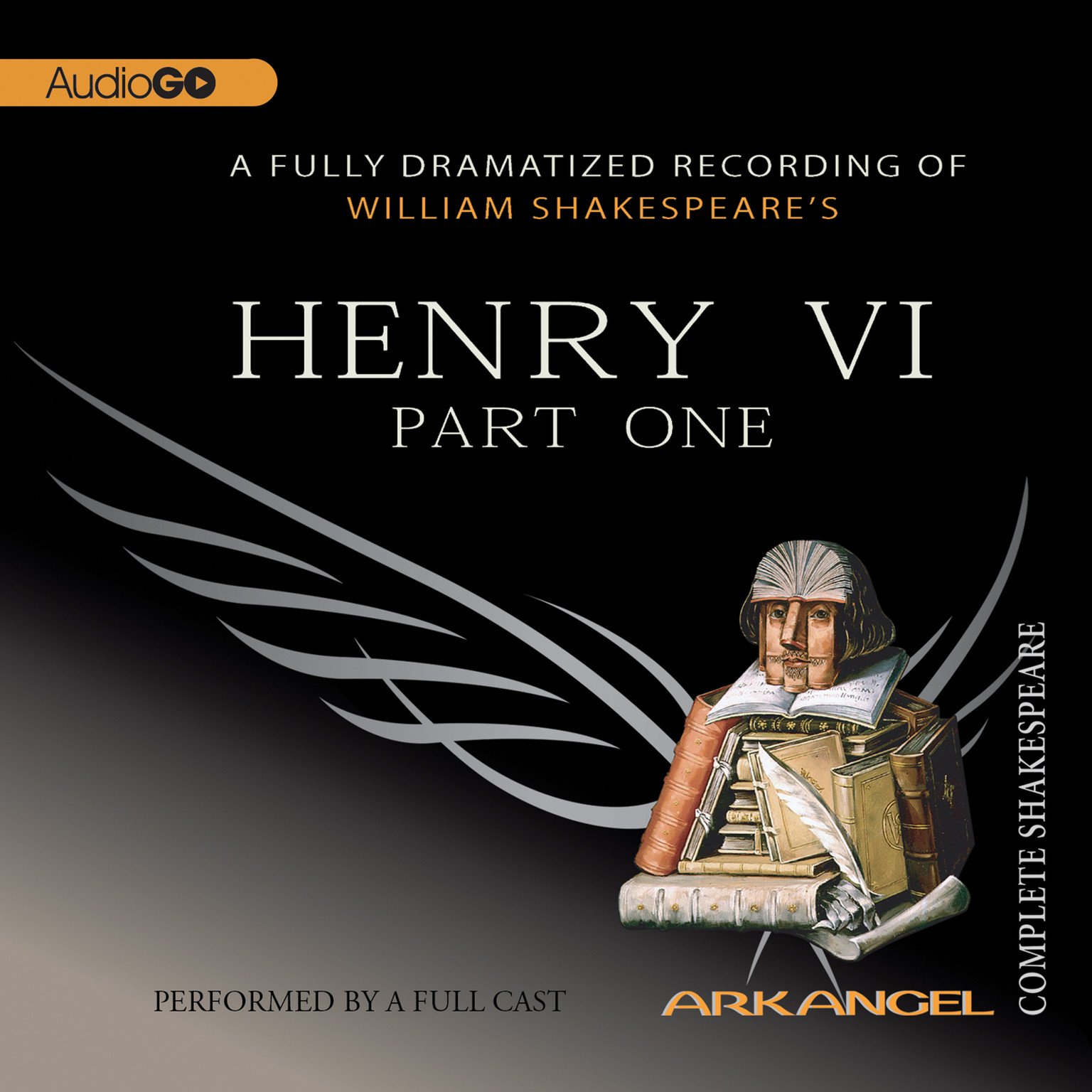 Printable Henry VI, Part 1 Audiobook Cover Art