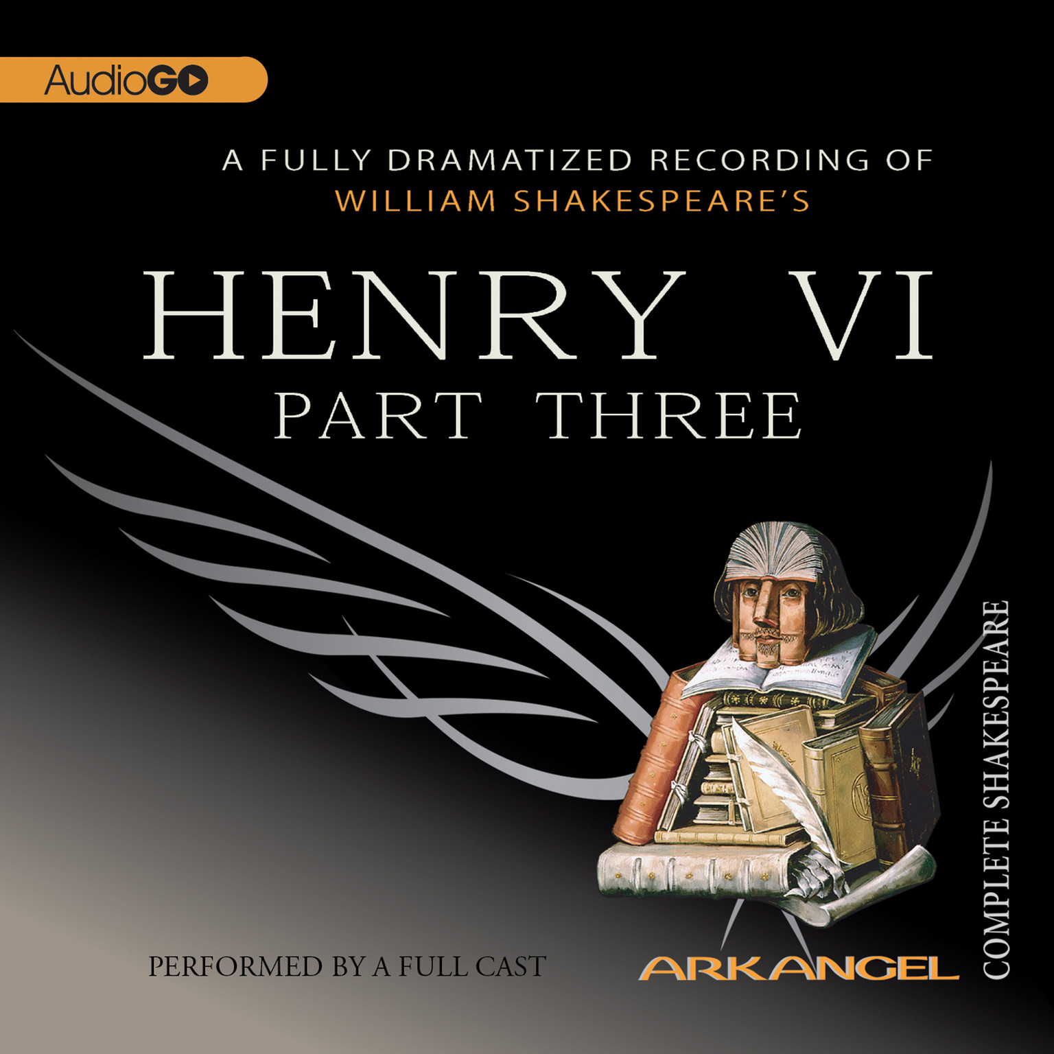 Printable Henry VI, Part 3 Audiobook Cover Art