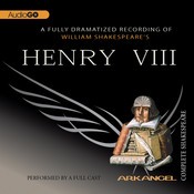 Henry VIII Audiobook, by William Shakespeare