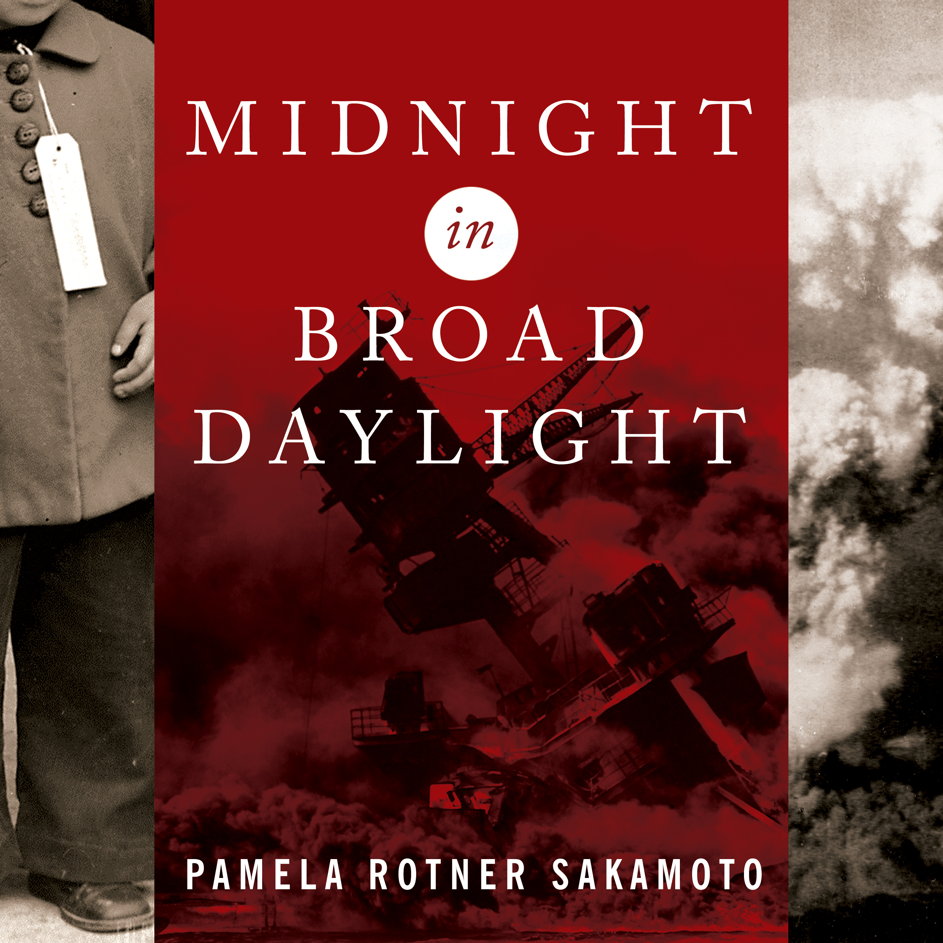 Printable Midnight in Broad Daylight: A Japanese American Family Caught Between Two Worlds Audiobook Cover Art