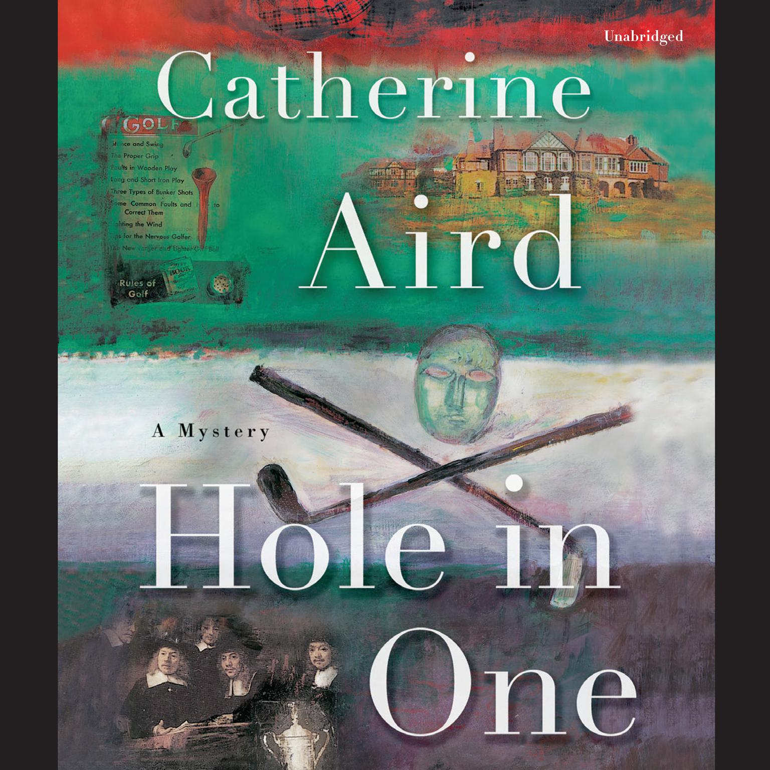 Printable Hole in One Audiobook Cover Art