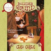 Holiday Grind Audiobook, by Cleo Coyle