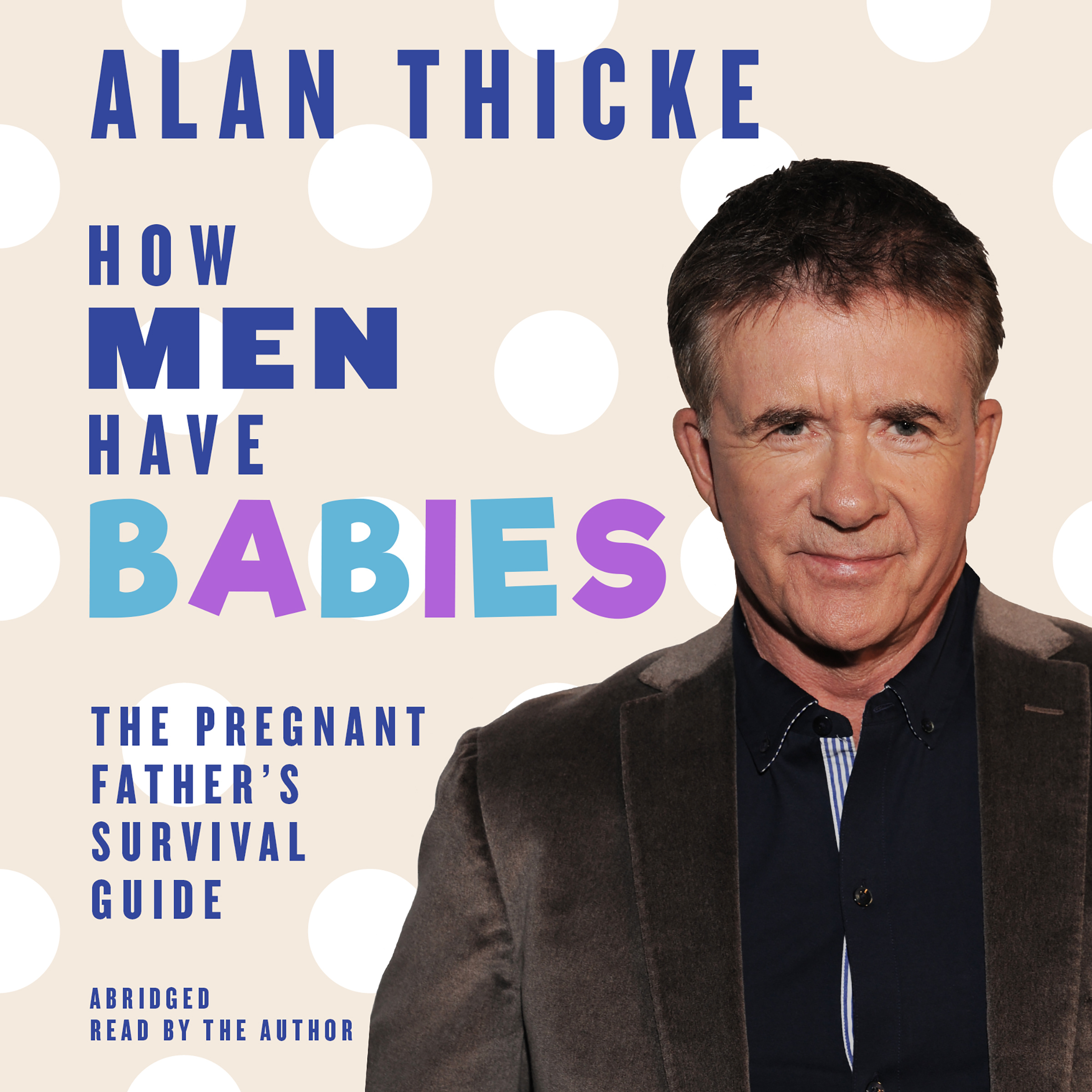 Printable How Men Have Babies: The Pregnant Father's Survival Guide Audiobook Cover Art