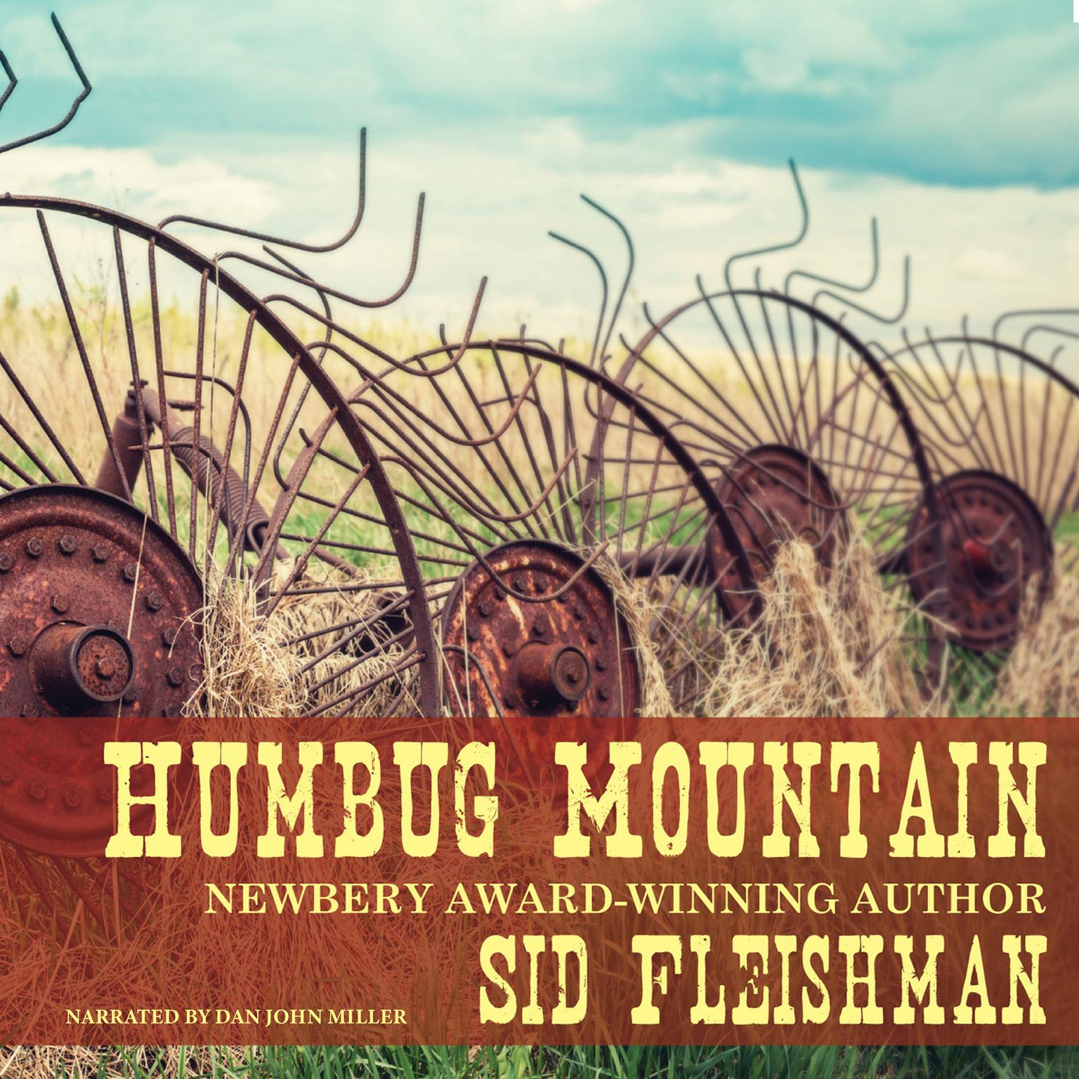 Printable Humbug Mountain Audiobook Cover Art