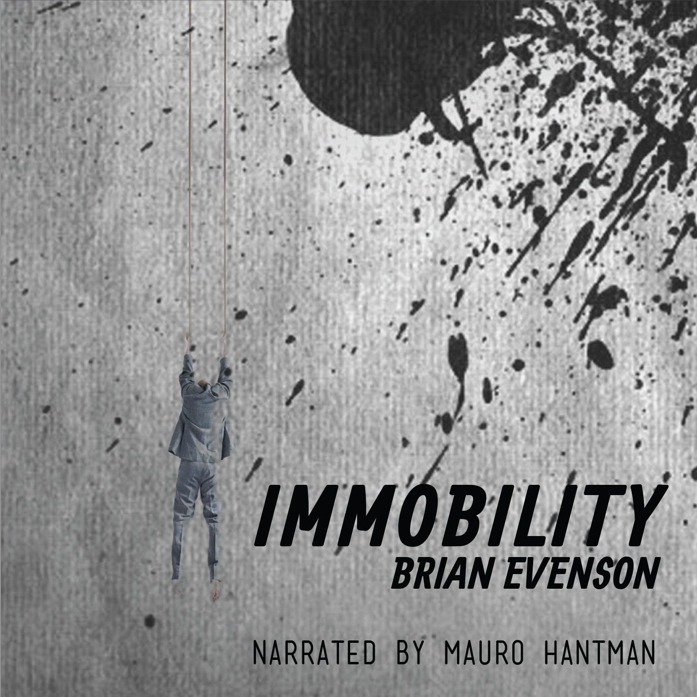Printable Immobility Audiobook Cover Art